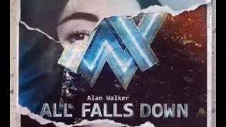 Alan walker All Falls Down steve Aoki Dj Remix