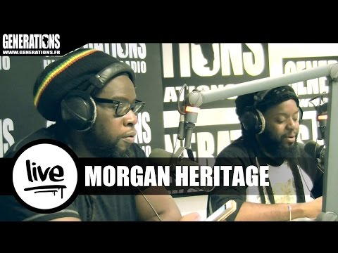 Morgan Heritage  Tell Me How Come  Dont Haffi Dread  des studios de Generations