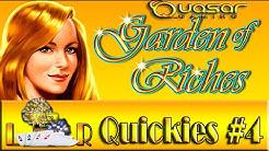 WIN| LR Quickies #4- Quasar-gaming- GARDEN OF RICHES auf 0,80€