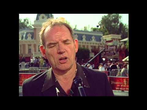 """Pirates of the Caribbean: At World's End: Premiere David Schofield """"Mercer"""" Interview"""