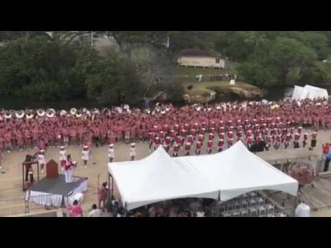75th Anniversary of Pearl Harbor Mass Band Event Performance - 12/7/16