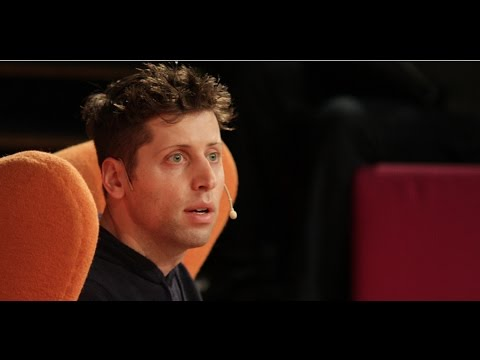 Fireside chat with Y Combinator President, Sam Altman