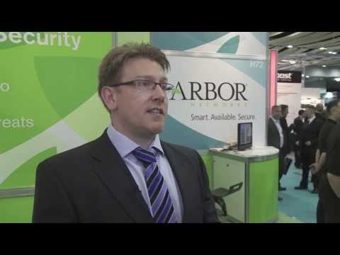 Current DDoS Threats and Trends. Arbor Networks at Infosecurity Europe Conference 2013