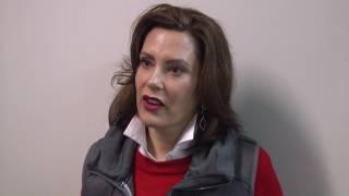 Future Democrat governor hopeful visits U.P.