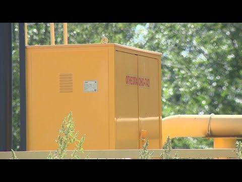 В Громославке и Васильевке смонтированы внутрипоселковые газопроводы