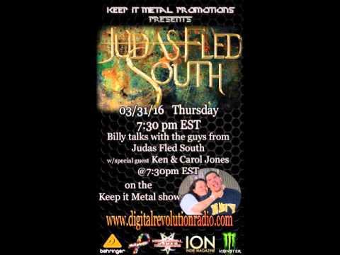 Judas Fled South