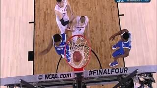 Kentucky vs. Wisconsin Final Four 4/5/14