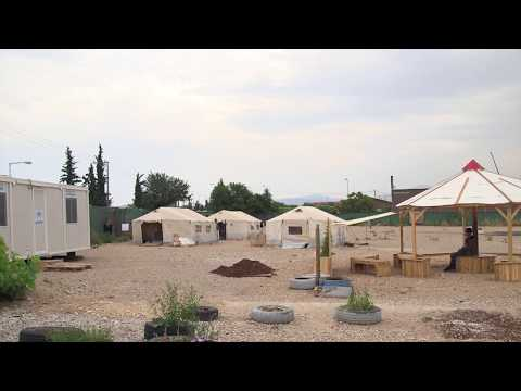 Greece's forgotten refugee population