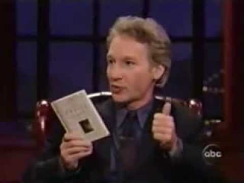 Politically Incorrect with Bill Maher 20010516