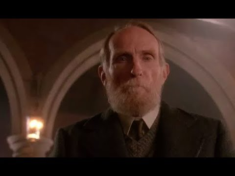 Old Man Marley Roberts Blossom impression Home Alone impressions Daily Voices Day 36