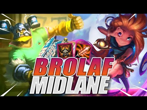 Vidéo d'Alderiate : [FR] BROLAF VS ZOE - LE PIRE PERSO AKA ZOE - 8.20 - DIAMANT 1