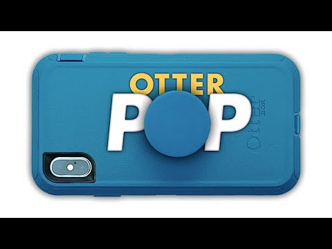 Otter + Pop Defender Series Case | iPhone XS Max