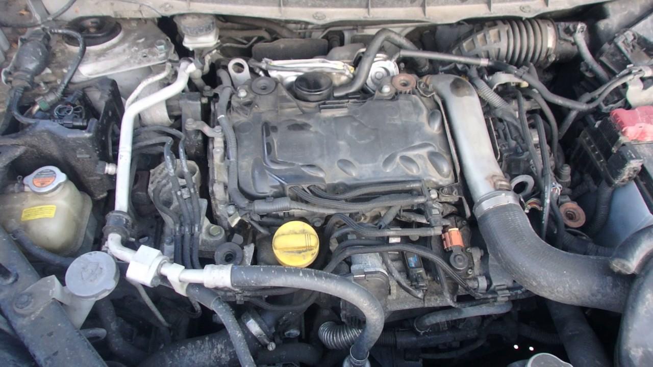 Двигатель Nissan для X-Trail (T31) 2007-2014 - YouTube