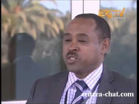 Eritrean Mining Interview with Mr. Abraham Hadgu by Eri TV