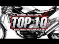Miguel Galluzzi?s Top 10 Favorite Motorcycles