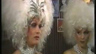DIVA TV - 1986 Hobart Midday Show - Simone & Monique