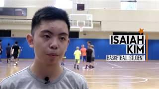 MCAS Iwakuni, local Japanese children learn life skills through basketball summer camp