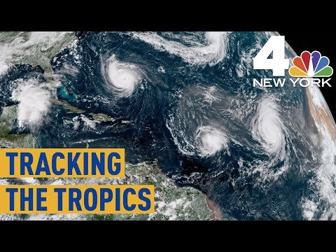 Hurricane Season 2019: What to Expect As the Atlantic Storm Season Begins   NBC New York
