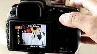 Sony A300 Demonstration