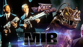 Men In Black - The Kill Counter