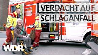 Feuer & Flamme   Verdacht auf Schlaganfall   WDR
