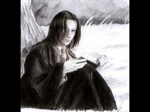 Lily Evans and Severus Snape  - engel aus kristall