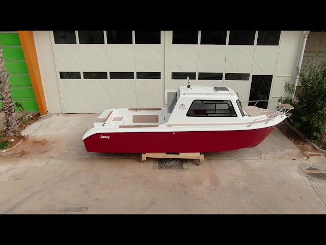 The Captains Marine Fisher 660 (Preview)
