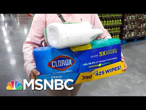 how-to-disinfect-your-home-when-cleaning-products-are-sold-out-|-msnbc