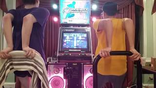 DDR Storm XV Finals - Little Matt vs Maniac Stepper [DDR X3 vs 2nd Mix] Anti-Matter (Challenge)