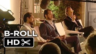 Dom Hemingway Complete B-ROLL (2014) - Jude Law Movie HD