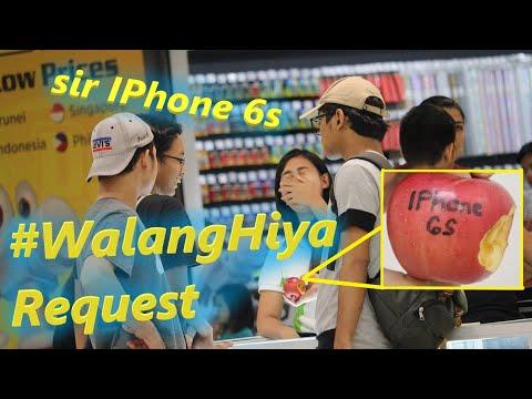 Magdala ng APPLE at ipa-Ayos sa CELLPHONE REPAIR SHOP 'IPhone 6s' (Prank)   #WalangHiya Request