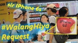 """Magdala ng APPLE at ipa-Ayos sa CELLPHONE REPAIR SHOP """"IPhone 6s"""" (Prank)   #WalangHiya Request"""