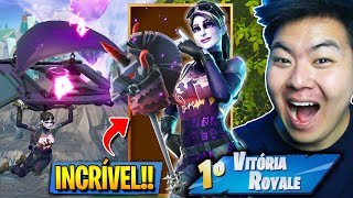 I BOUGHT THE NEW SKIN OF THE DARK BOMBER * AMAZING * AND VENCI!! -Fortnite Battle Royale