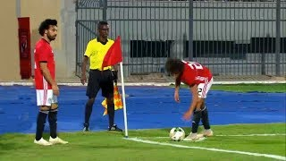 SALAH SONUNDA BUNU DA BAŞARDI l Kornerden Gol Atan Futbolcular