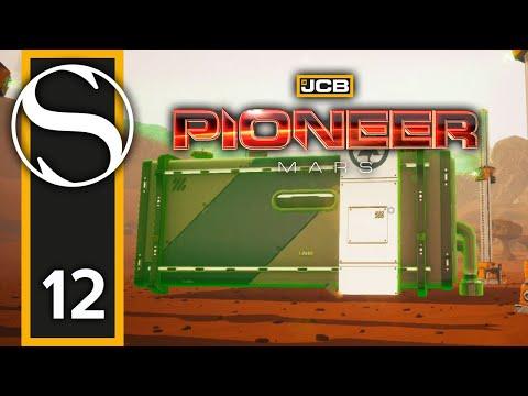 Recycler - JCB Pioneer Mars Gameplay Part 12