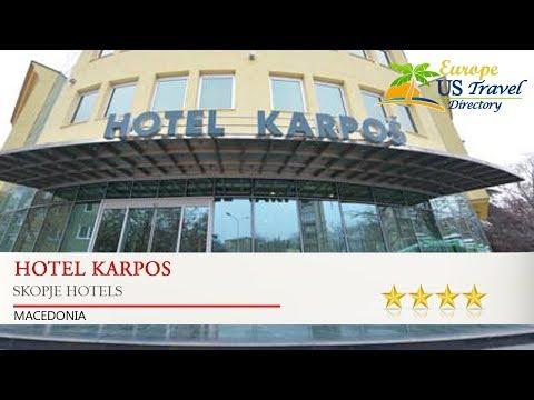 Hotel Karpos - Skopje Hotels, Macedonia