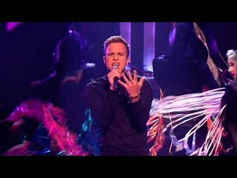 The X Factor 2009 - Olly Murs: Fast Love - Live Show 7 (itv.com/xfactor)