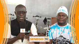 Guewu Senego recçoit Baye mandiaye 2 qui nous parle de sa carrière , ses combats et ses projets