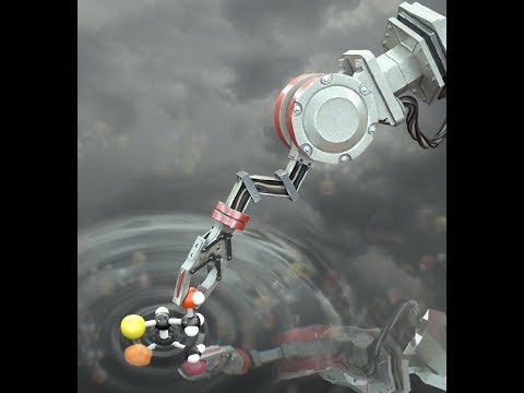 Scientists Create First Molecular Robot That Builds Molecules