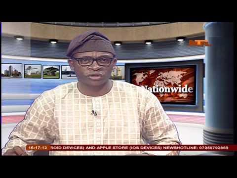 NTA Network Nationwide News With Hauwa Salihu Adama