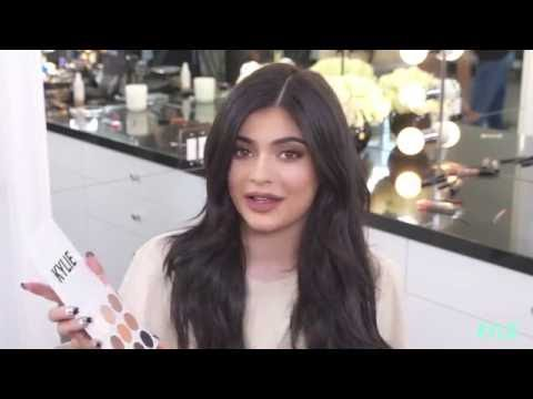 KYLIE GLAM: Introducing My KyShadow Palette!
