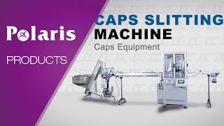 德宬機械 DER CHENG - 瓶蓋切線機 CAPS SLITTING MACHINE - 產品介紹 | 普拉瑞斯創意