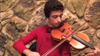 Nima Sadeghi (Segah) نیما صادقی - اهنگ در سه گاه