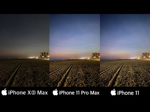 IPhone 11 Pro Max Vs IPhone Xs Max Vs IPhone 11 | Camera Test