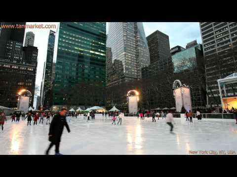 New York City Collage Video 1