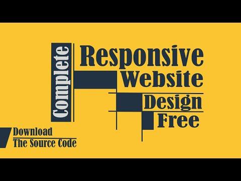 complete-responsive-website-template-using-html5-|-css3-|-javascript