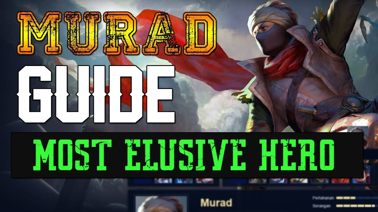 Murad Guide Arena Of Valor