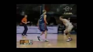 Lo mejor de Pepe Sánchez, ex jugador de Obras Basket