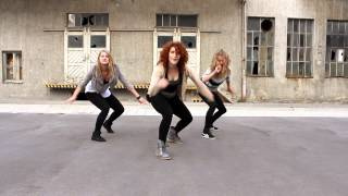 "Emma feeldidance Choreografie - Million Stylez ""Miss Fatty"""