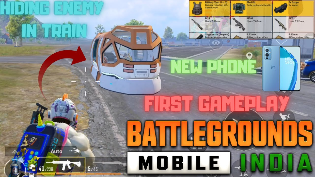 My First Battlegrounds Mobile India BGMI Gameplay Mission Ignition Mode Update